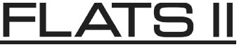 Flats II Apartments - The Arena District Logo