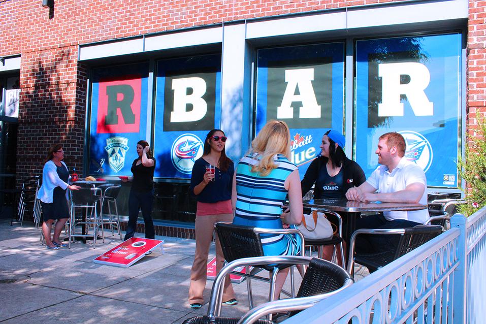 R Bar Hero Image